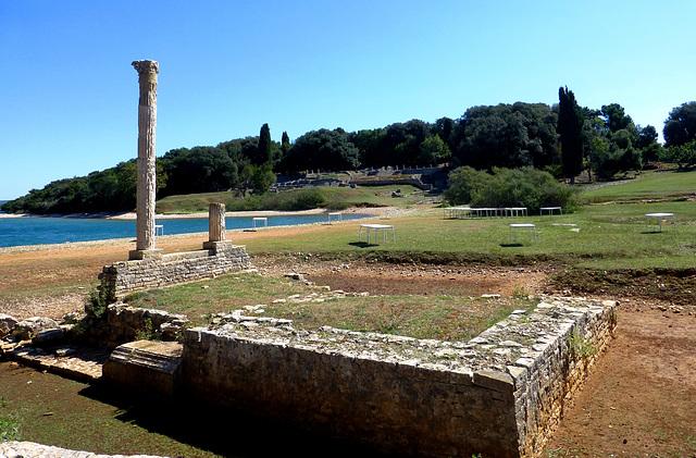 HR - Brijuni - Temple of Venus