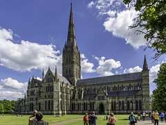 The Cathedral Church of St Mary (Salisbury)