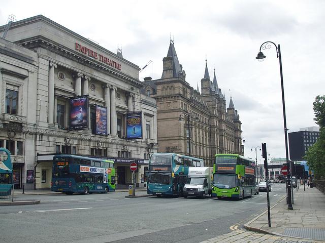 DSCF7933  Arriva Merseyside buses in Liverpool - 16 Jun 2017