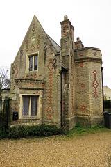 histon road cemetery, cambridge
