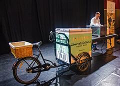 Jannettas Ice Cream Lecture, Edinburgh