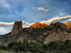 Cathedral Rock Gets Upstaged