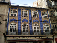 Façade of Casa do Castelo.