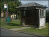 Steeple Aston bus shelter