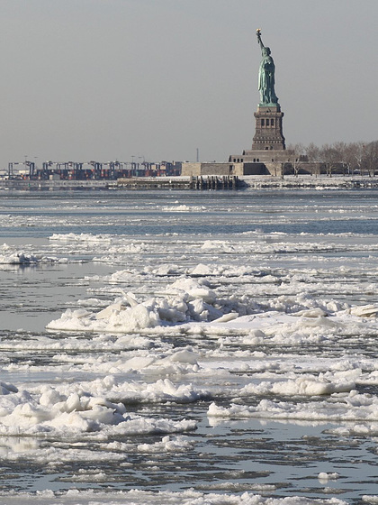 Frozen February