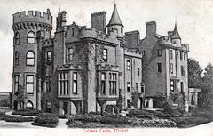 Culdees Castle, Perthshire (ruin)