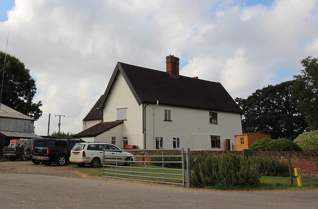 Hill Farmhouse, Flixton, Suffolk
