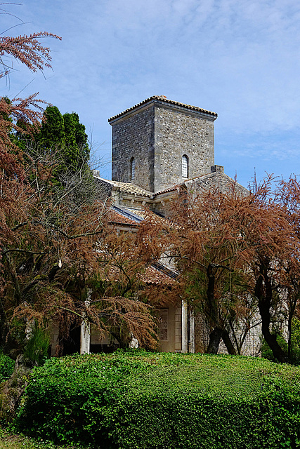 Oratoire de Germigny-des-Prés