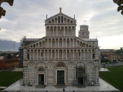 Pisa Cathedral.