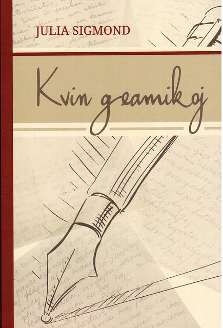 Aperis nova libro de Julia Sigmond!