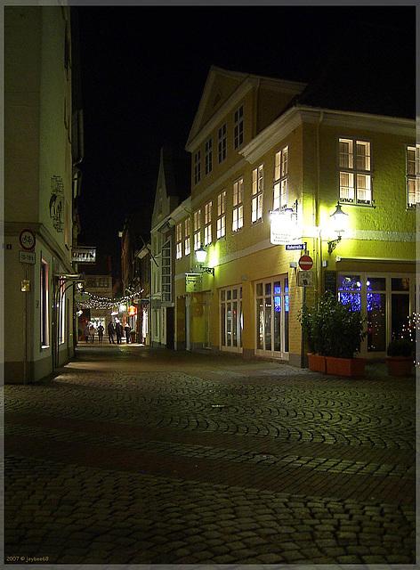Lüneburg - Kuhstraße