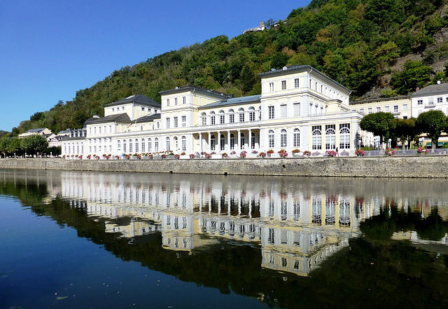 DE - Bad Ems - Reflektionen in der Lahn