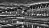 BESANCON: Le quai Vauban, le pont Battant 02.