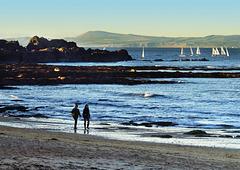 West Bay, North Berwick