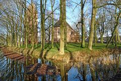 Nederland – Slochteren, reformed church