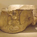 Capital of a Column from the Agora of Salamis on Cyprus in the British Museum, May 2014