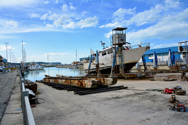 Fano 2017 – Harbour