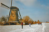 Nederland - Kinderdijk