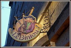 Le Biniou (breton)