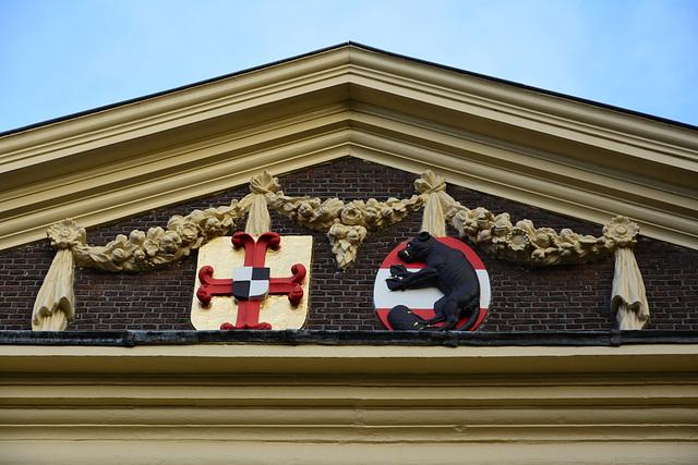 Japan Museum SieboldHuis 2015 – Coat of Arms