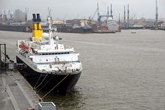 Saga Pearl  II in Hamburg  8.12.18