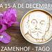 La 15-a de decembro -  Zamenhof-Tago