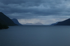 The Gerangerfjord at twilight (Explored)