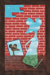 Souricette (S7) par Magritte