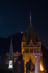 Schloss Drachenburg - Schlossleuchten 2015 DSC09027