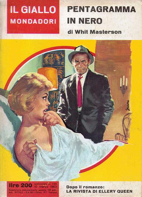 Whit Masterson - Pentagramma in Nero