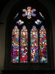 all saints church, kingston-on-thames, london