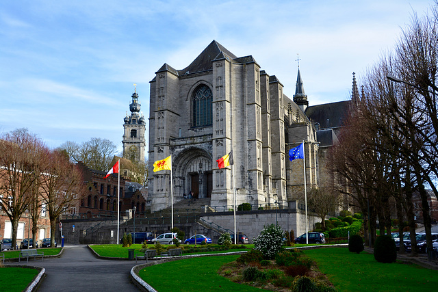 Bergen 2015 – Saint Waltrude Church