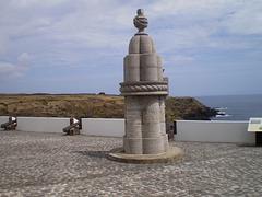 Monument to Carvalho Araújo.