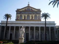 Saint Paul Basilica.