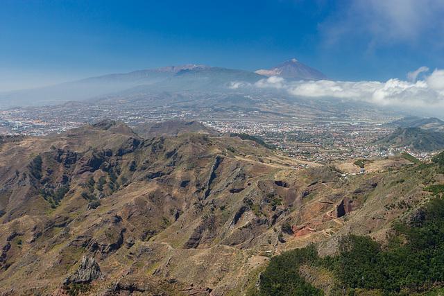 Canary Islands - Tenerife - Mirador Pico del Ingles