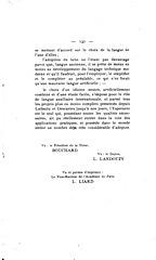 Utilité et possibilité d'une langue auxiliaire internationale en médecine
