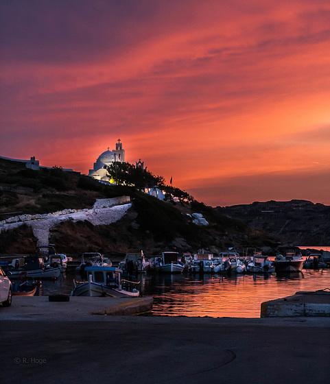 Agia Irini auf Ios - Griechenland
