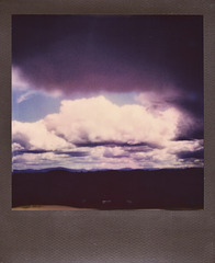 clouds - dark and bright