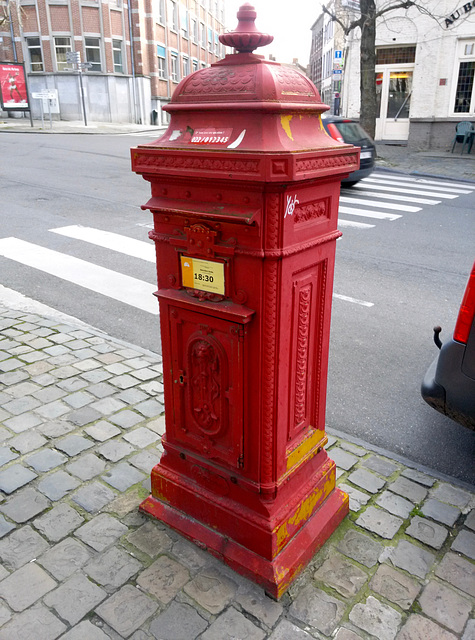Bergen 2015 – Letter box