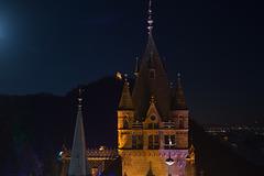 Schloss Drachenburg - Schlossleuchten 2015 DSC09026