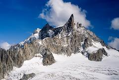 Dent du Géant - 4013 m