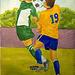 Soccer 11x15in