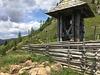 Glockenturm bei der Eisentalhütte