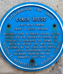 Coach House, Littleborough