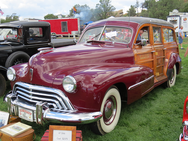 1947 Oldsmobile Series 66 Special Wagon