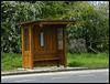 North Aston bus shelter