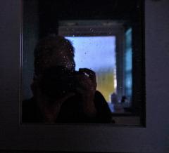 Covid Lockdown. Bathroom