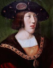 IMG 1117C Barend van Orley. 1488-1551. Bruxelles.  Portrait de Charles Quint. Portrait of Charles V  vers 1516.  Brou.  Musée du Monastère Royal
