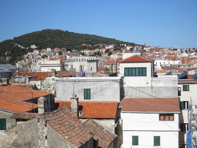 Les toits de Split, 1