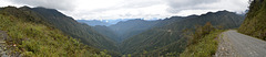 Bolivia, Canyon of Coroico and North Yungas Road (Death Road)
